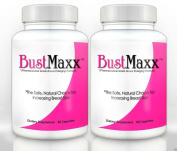 2/Bustmaxx Breast Enhancement Enhancer enlarger pills