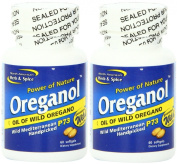 North American Herb and Spice, Oreganol P73, 60 Gel-capsules