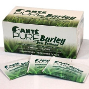 3 Boxes of Sante Pure Barley New Zealand Blend with Stevia - Large Box 30 Sachets Total 90 grammes