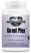 Go Out Joint Support with Tart Cherry Extract and Black Cherry Fruit Extract, Celery Seed Extract, Bromelain and Turmeric Root. Provides Joint Health Support and Circulatory Support that helps you Get Out and About.