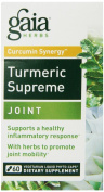 Gaia Herbs Turmeric Supreme Joint, 60 Count
