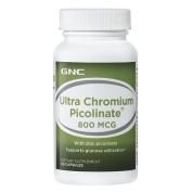 GNC Ultra Chromium Picolinate 800 MCG 60 Capsules