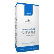 Silver Solution Liquid 12ppm - 470ml bottle by Activz