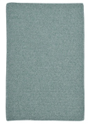 Westminster Area Rug, 0.6m by 0.9m, Teal