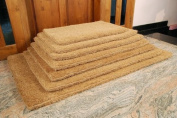 Kempf Natural Coir Coco Doormat, 80cm by 120cm