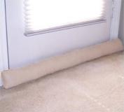Door and Window Draught Stopper - Tan