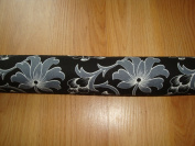 Door Draught Stopper Filled with Fragrant Balsam Mid Night Floral