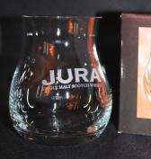 JURA SINGLE MALT SCOTCH GLENCAIRN CANADIAN WHISKY GLASS