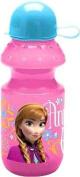 Zak Designs Disney Frozen Movie Water Bottle with Cap, 380ml