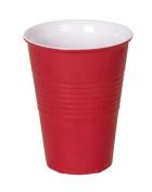 "Set of 4 Reusable Melamine ""Plastic"" Party Cups"