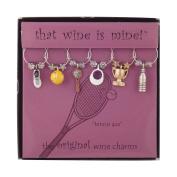Wine Charm, Tennis Ace