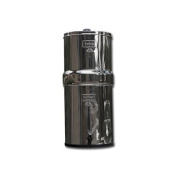 Big Berkey Water filter System With 2 23cm Ceramic filters & 2 PF-4 Fluoride filters