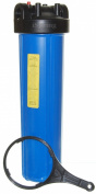 ISPRING HB28B 50cm Big Blue Water filter Housing 2.5cm Outlet/Inlet Heavy Duty