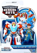 Playskool Heroes Transformers Rescue Bots Blades The Flight-Bot and Dani Burns Figure Pack