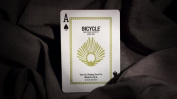 Lot 2 Bicycle® Peacock Deck . Simple Splendid Playing Cards