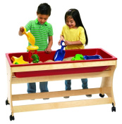Angeles AVL1400B Angeles Value Line Birch Sand and Water Table