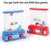 2- Triangle Water Game