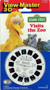 View-Master Classic 3Reel Set Sesame Street Visits the Zoo