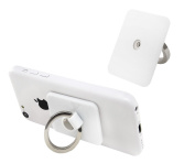 Xcessor Ring Holder - Adhesive Universal Phone / Tablet Holder and Stand. White