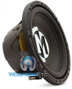 15-SRX10S4 - Memphis 25cm 200W RMS Single 4-Ohm Street Reference Series Subwoofer
