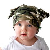 Demarkt Fashion Unisex Babys Boys Girls Cap Hat Beanie Camouflage