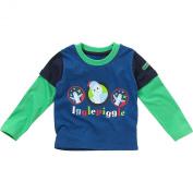 In The Night Garden Iggle Piggle Boys Long Sleeve Top