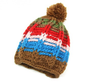 Demarkt Winter Warm Unisex Babys Crochet Knitted Cap Hat Beanie