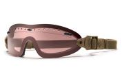 Smith Optics Elite Boogie Sport Goggles, Ignitor, Tan 499 Strap