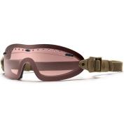 Smith Optics Elite Boogie Sport Asian Fit Goggles, Ignitor, Tan 499 Strap