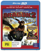 How To Train Your Dragon 2  [Region B] [Blu-ray]