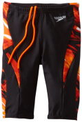 Speedo Big Boys' Youth Vortex Splice Xtra Life Lycra Jammer