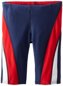 Speedo Big Boys' Youth Launch Splice Jammer Swimsuit