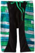 Speedo Big Boys' Youth Colour Stroke Jammer Swimsuit