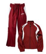 Asics Youth Caldera Warm Up Jacket And Pants Set