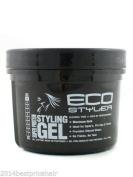 Eco Styler Super Protein Black Styling Gel 350ml