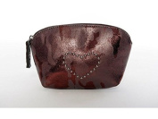 Pug Sir Henry cosmetic bag bordo