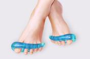 1 Pair Gel Silicone Bunion Corrector Toe Protector Toe Spreader