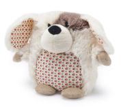 Intelex Microwaveable Warmer Cuddly Toy - Hooty Friends - Puppy