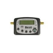 Sat-Finder Best HQSF 101 LCD High Quality HQSF101 Satellite Finder , incl. Compass New