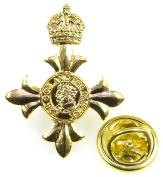 OBE Order Of The British Empire Lapel Pin Badge