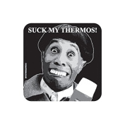 """""""THERMOS"""" RED DWARF Coaster - TV / Television Themed Design"""