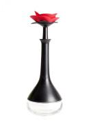 Olive Oil Bottle - Casa Vigar Red Rose - Pourer - Dispenser