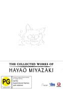 The Collected Works Of Hayao Miyazaki [Region B] [Blu-ray]
