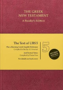 Greek New Testament [GRC]