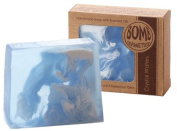 Bomb Cosmetics Crystal Waters Soap Slice Boxed 180g