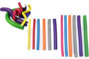 Hair Tools bendys-Short (180mm) Purple 20mm - HT61365