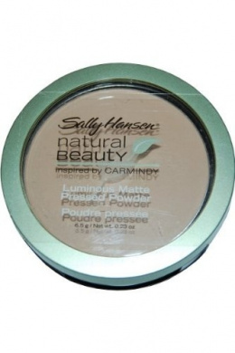 SALLY HANSEN NATURAL BEAUTY PRESSED POWDER 1002-10 MEDIUM