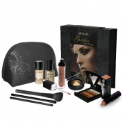 MeMeMe Cosmetics Ultimate Golden Goddess Collection