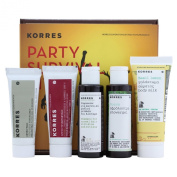 Korres All New Party Survival Kit