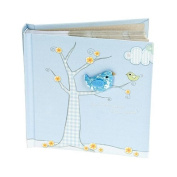 Quality Handcrafted Photo Album for Newborn Baby Boy by Mousehouse Gifts